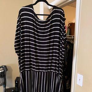 Ava & Viv Dresses - Stripe everywhere